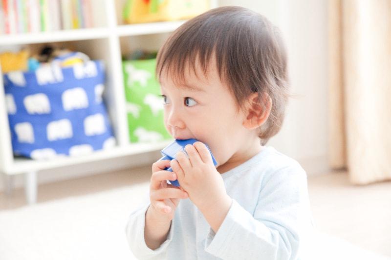 乳歯のトラブル